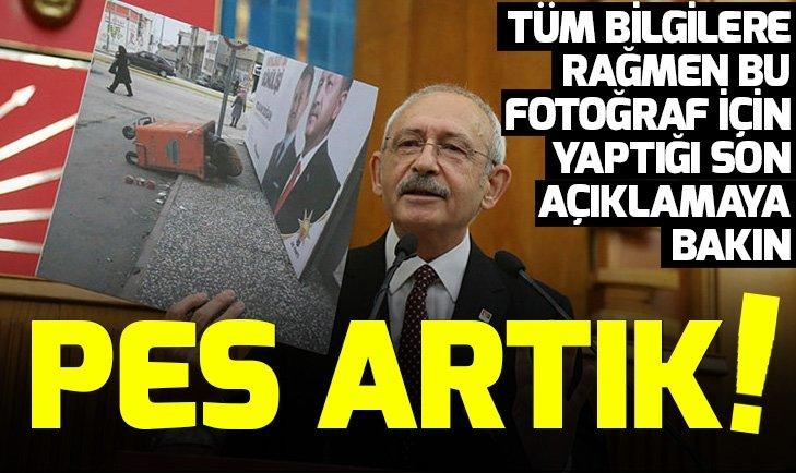 Yalanının arkasında! Kılıçdaroğlu'ndan tartışılan fotoğraf için yeni açıklama