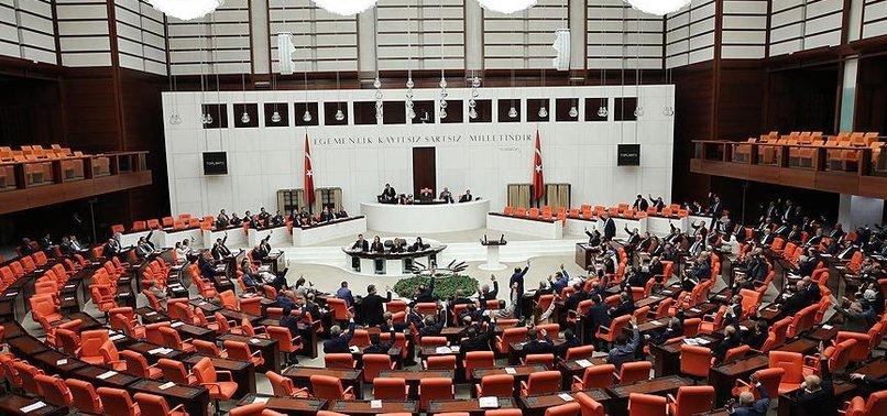 TSK PERSONEL KANUNU TASARISI TBMM'DE KABUL EDİLDİ