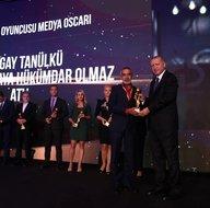 Başkan Erdoğan, Medya Oskarları Ödüllerini takdim etti! Turkuvaz Medya'ya ödül yağdı
