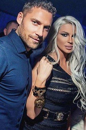 Dusko Tosic'in eşi Jelena Karleusa'nın ihanet görüntüleri ortaya çıktı!