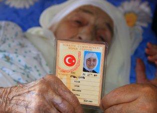 113 yaşındaki Ayşe teyze 3 padişah, 27 başbakan, 12 cumhurbaşkanı gördü!