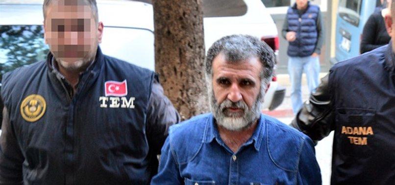 PKK'NIN ÜST DÜZEY YÖNETİCİSİ YAKALANDI