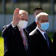 NATO karargahından flaş görüntüler! Liderler böyle karşılandı!