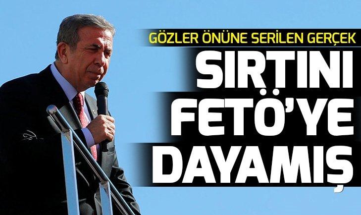 Zillet İttifakı'nın Ankara adayı Mansur Yavaş ile ilgili dikkat çeken FETÖ detayı