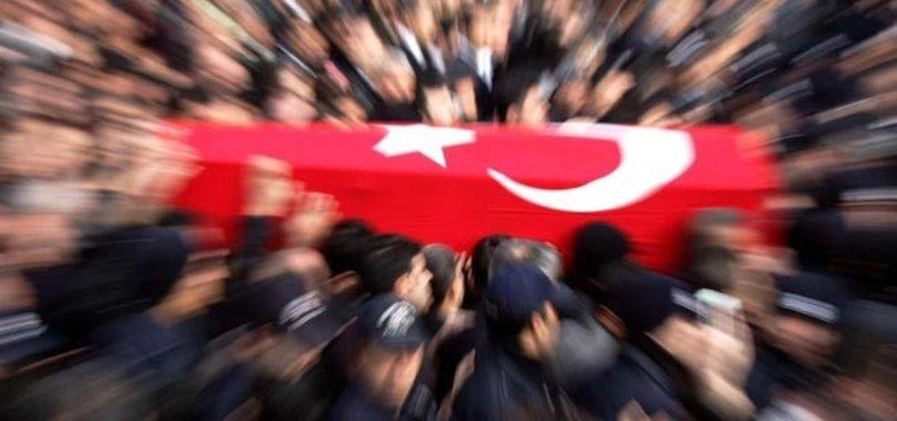 ŞIRNAK'TAN ACI HABER: 1POLİSŞEHİT OLDU