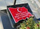 Şehit öğretmen Şenay Aybüke Yalçın mezarı başında anıldı