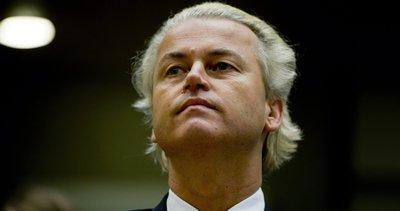 Hollanda Özgürlük Partisi Başkanı Geert Wilders'tan alçak paylaşım! Başkan Erdoğan'a 'terörist' dedi