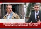 İstanbul'da ölü bulunan eski İngiliz ajanıyla ilgili flaş 'mendilci' detayı |Video