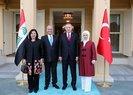 Başkan Erdoğan Irak Cumhurbaşkanı Berham Salıh'i kabul etti   Video