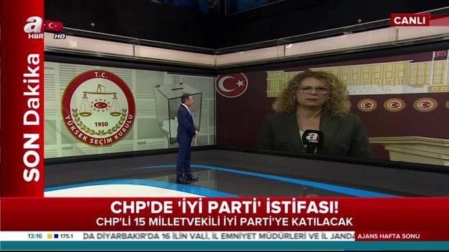 CHP'de 'İYİ Parti' istifası!