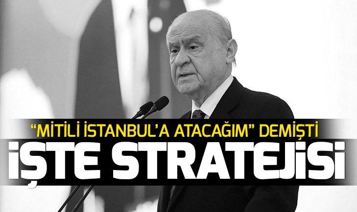 MHP Lideri Bahçeli'den 23 Haziran İstanbul Seçimi ile ilgili görsel sonucu