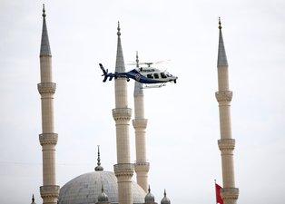 Polis, havadan, karadan ve gölden uyardı: Evde kal Adana