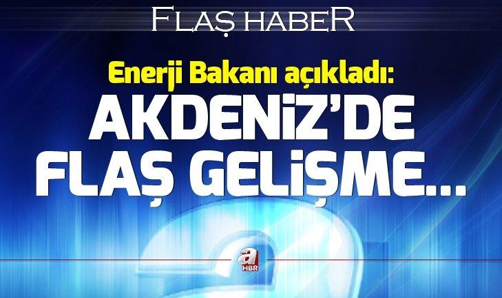 Enerji Bakanı Fatih Dönmez: Birkaç ay içerisinde Akdeniz'deki ilk sondajı gerçekleştireceğiz