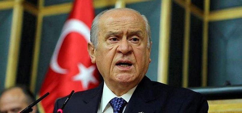 DEVLET BAHÇELİ'DEN FLAŞ HAMLE!