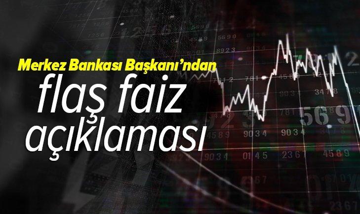 Son dakika: Merkez Bankası Başkanı Şahap Kavcıoğlu: 'Hemen faiz indirilecek' önyargısı doğru değil