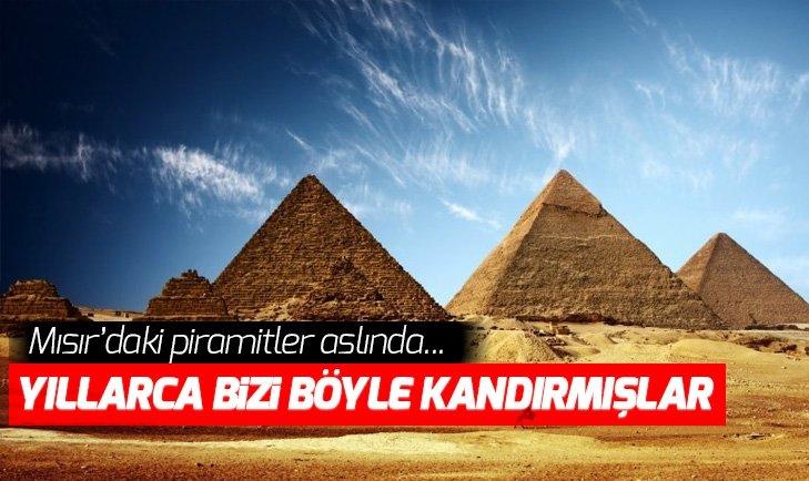 YILLARCA BİZİ BÖYLE KANDIRMIŞLAR!
