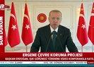 Trakya için tarihi gün!  Başkan Erdoğan'dan Ergene Çevre Koruma Projesi töreninde önemli açıklamalar | Video