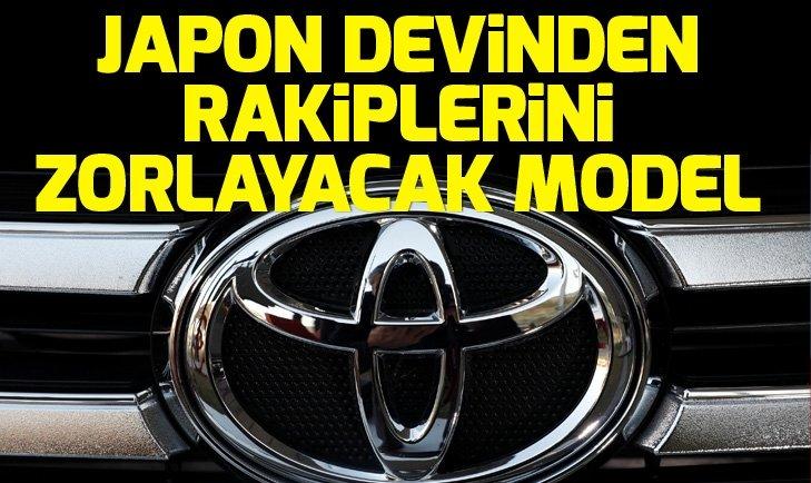 TOYOTA COROLLA HATCHBACK BOMBA GİBİ GELİYOR!