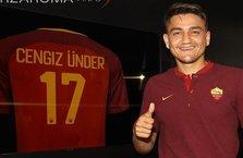 Roma'dan Galatasaray'a Cengiz Ünder cevabı