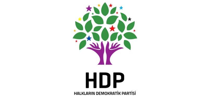 HDP'DE DİKKAT ÇEKEN İSTİFA