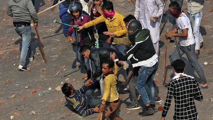 Hindistan'da eziyet sürüyor! Faşist çeteler Müslümanları hedef aldı: 37 ölü 1
