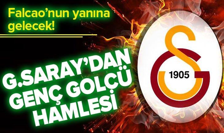 İŞTE GALATASARAY'IN YENİ GOLCÜSÜ!