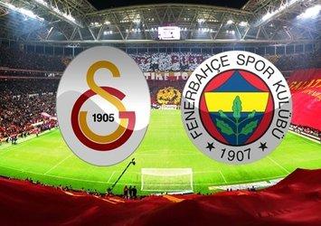 Galatasaray Fenerbahçe maçı ne zaman, saat kaçta?