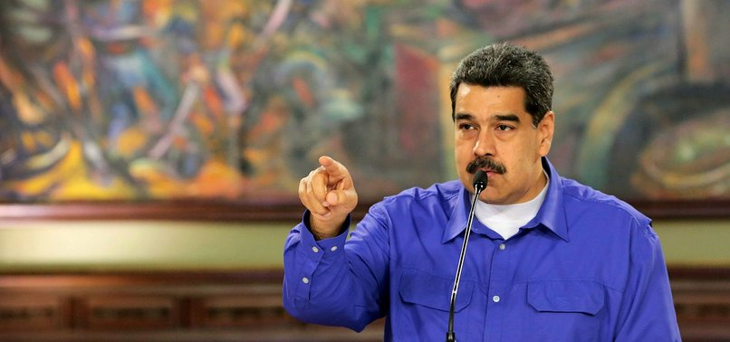 VENEZUELA'DAN BARIŞ PINARI HAREKATI MESAJI! ''HER ZAMAN TÜRKİYE'NİN YANINDAYIZ''