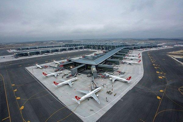 istanbul havalimani turkiyenin 82nci ili gibi hizmet veriyor 1581510384581 - İstanbul Havalimanı, Türkiye'nin 82'nci ili gibi hizmet veriyor