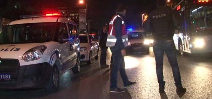 İSTANBUL'DA 5 BİN POLİSLE HUZUR OPERASYONU