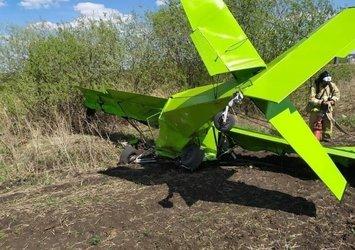 Bakım işçisi uçak kaçırdı! Uçak düşünce yanındaki kadın ile birlikte öldü