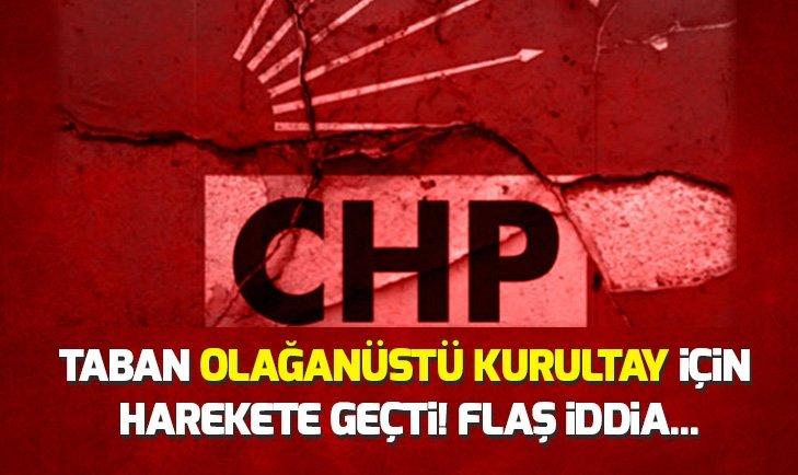 CHP'DE OLAĞANÜSTÜ KURULTAY HESAPLARI! KRİTİK TARİH 1 NİSAN...