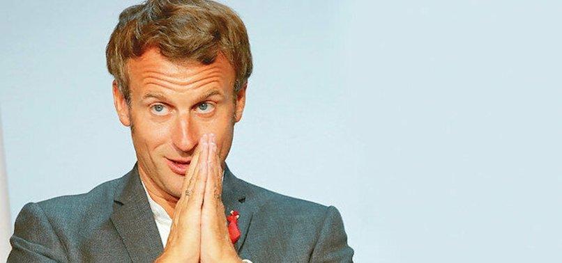 Macron'a halkından büyük şok! Çarpıcı anket sonucu: Gerçek lider değil