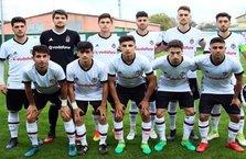 Beşiktaş Gençler Takımı, Porto'ya kaybetti!