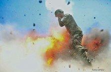 ABD'de ordu deposunda patlama: 3 yaralı