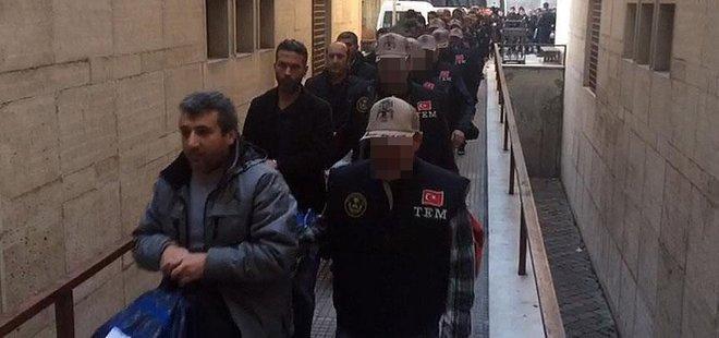 17 ESKİ POLİS TUTUKLANDI!