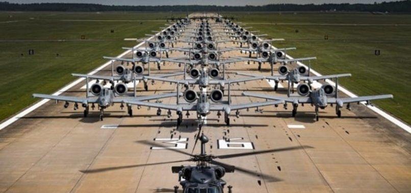 ABD Hava Kuvvetlerinden yeni nesil uçak hamlesi | Flaş Elon Musk ve SpaceX iddiası