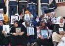 Diyarbakır'da HDP önünde nöbet tutan aile sayısı 34 oldu! Tek istekleri kavuşmak