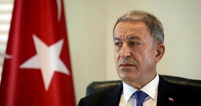Son dakika   Milli Savunma Bakanı Hulusi Akar: Kara, Deniz ve Hava Kuvvetlerimizde can kaybı ve ciddi hasar yok