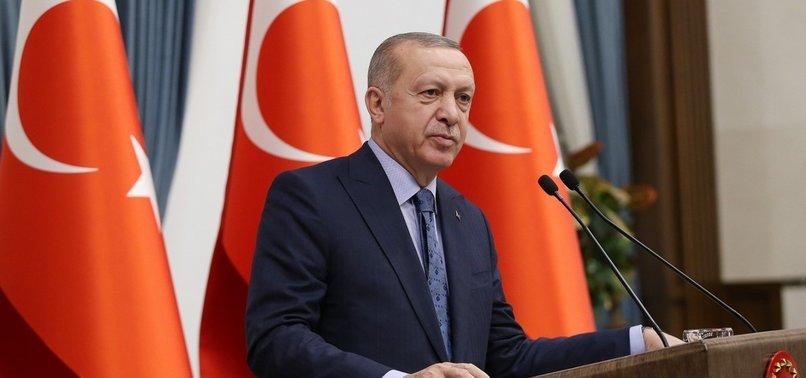 Başkan Erdoğan'dan Hatay açıklaması: Türkiye artık bu tür saldırılarla dizayn edilebilen ülke değildir