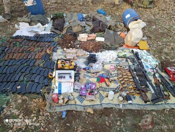 Terör örgütü PKK'ya