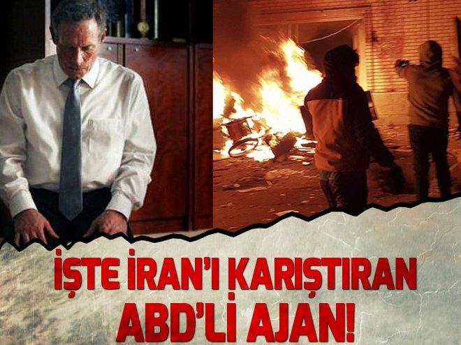 İRAN BAŞSAVCISI: İRAN'I MİCHAEL D'ANDREA KARIŞTIRDI