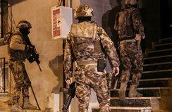 İstanbul'da DEAŞ operasyonu: 16 şüpheli yakalandı