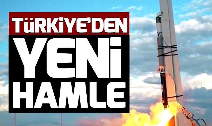 Türkiye'den savunmada yeni hamle