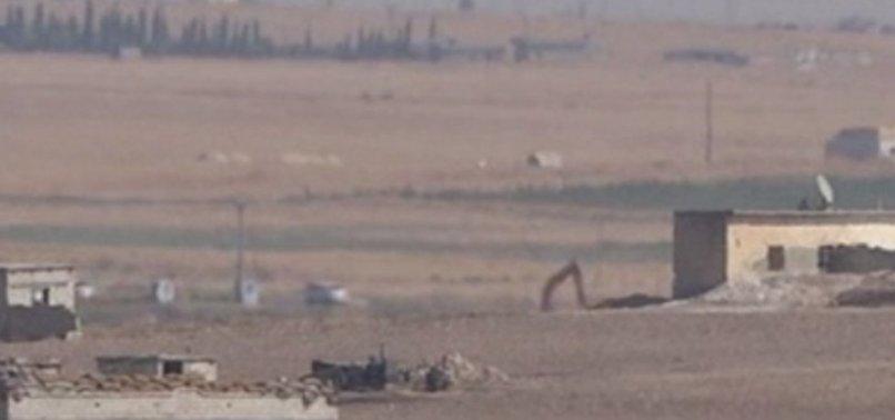 PKK/PYD'Lİ TERÖRİSTLER BÖYLE GÖRÜNTÜLENDİ!
