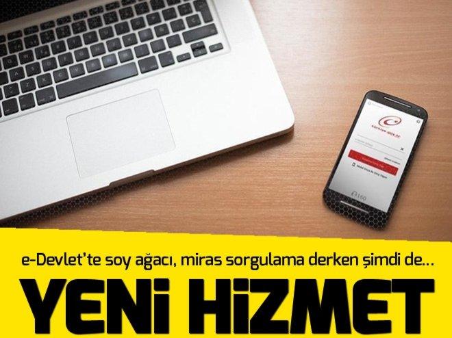 VASİYETNAME E-DEVLET'E TAŞINIYOR