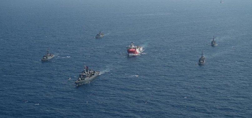 Pakistan'dan Doğu Akdeniz desteği: Türkiye yalnız değil