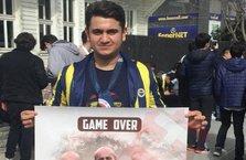 Fenerbahçeli taraftardan olay Fatih Terim pankartı!