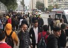 Şişli-Mecidiyeköy metro durağında intihar girişimi