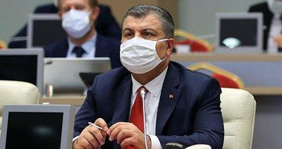 Son dakika...Sağlık Bakanlığı koronavirüs vaka sayılarını açıkladı   29 Ekim Perşembe